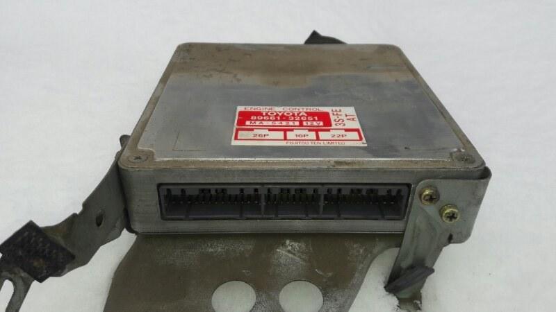 Блок управления двс, бортовой компьютер Toyota Camry SV35, SV30, SV32, SV33 3SFE, 4SFE 1992