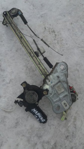 Стеклоподъемный механизм Toyota Sprinter Marino AE101, AE100 4AGE, 4AFE, 5AFE 1993