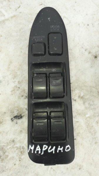 Блок управления стеклоподъемника Toyota Sprinter Marino AE101, AE100 4AGE, 4AFE, 5AFE 1993 передний правый