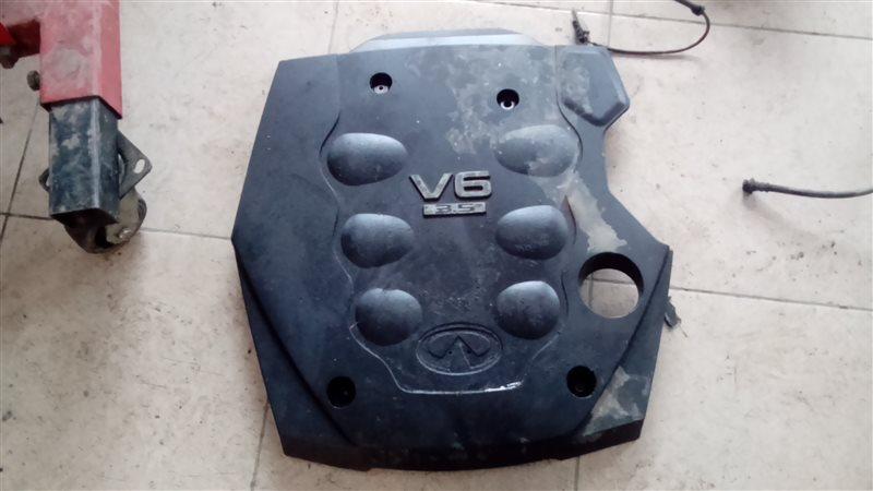 Декоративная крышка двс Infiniti Fx35 50 VQ35 2004
