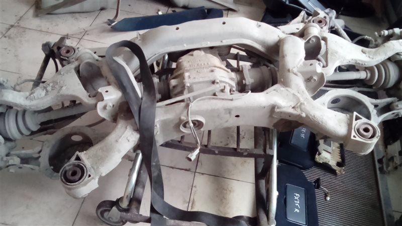 Ходовая часть Infiniti Fx35 50 VQ35 2004
