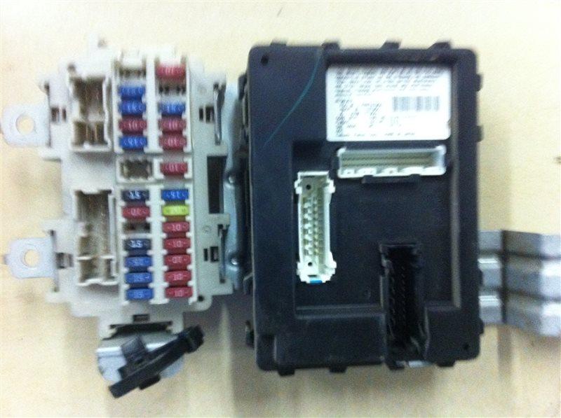 Блоки управления Infiniti Fx35 50 VQ35 2004