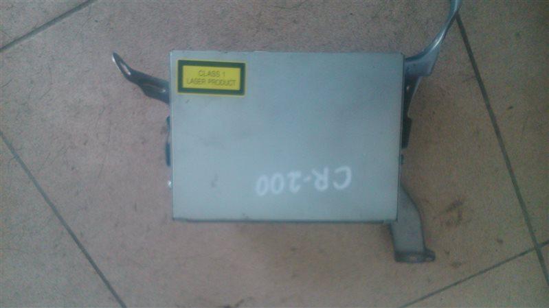 Блок навигации Toyota Land Cruiser 200 1VD