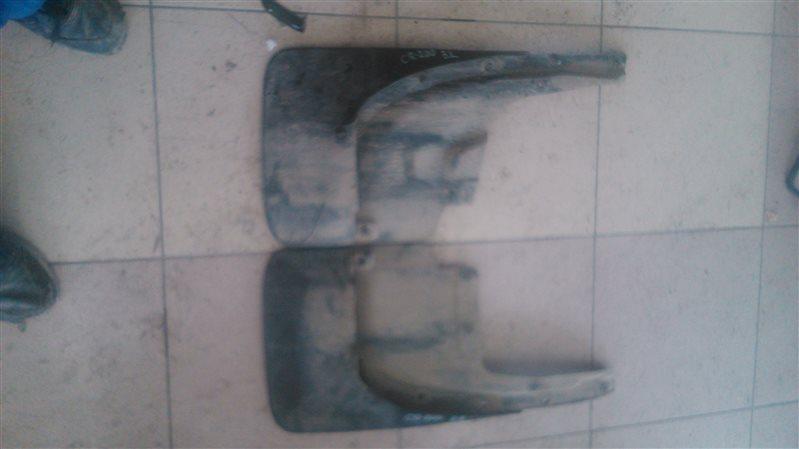 Брызговики комплект Toyota Land Cruiser 200 1VD задние