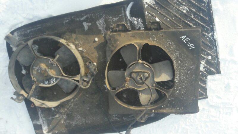 Вентилятор радиатора Toyota Corolla AE91, AE90 5AFE 1992