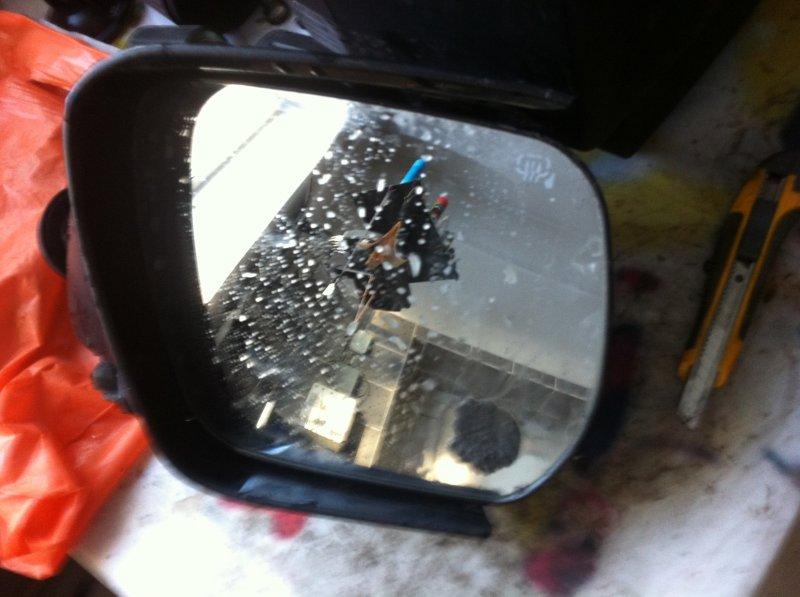 Зеркало Suzuki Grand Vitara 54 J20A 2008 переднее правое