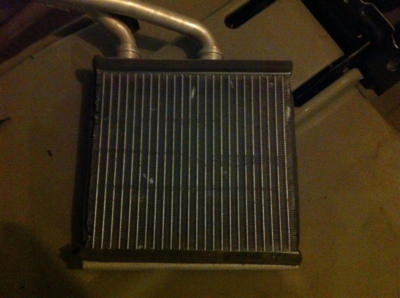Радиатор отопителя Nissan X-Trail 31 2008