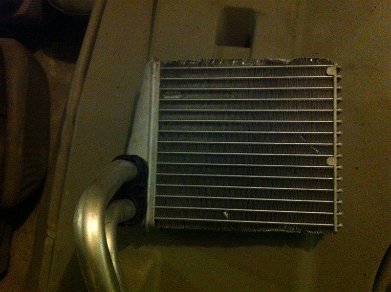 Радиатор отопителя Nissan Note E11 2004