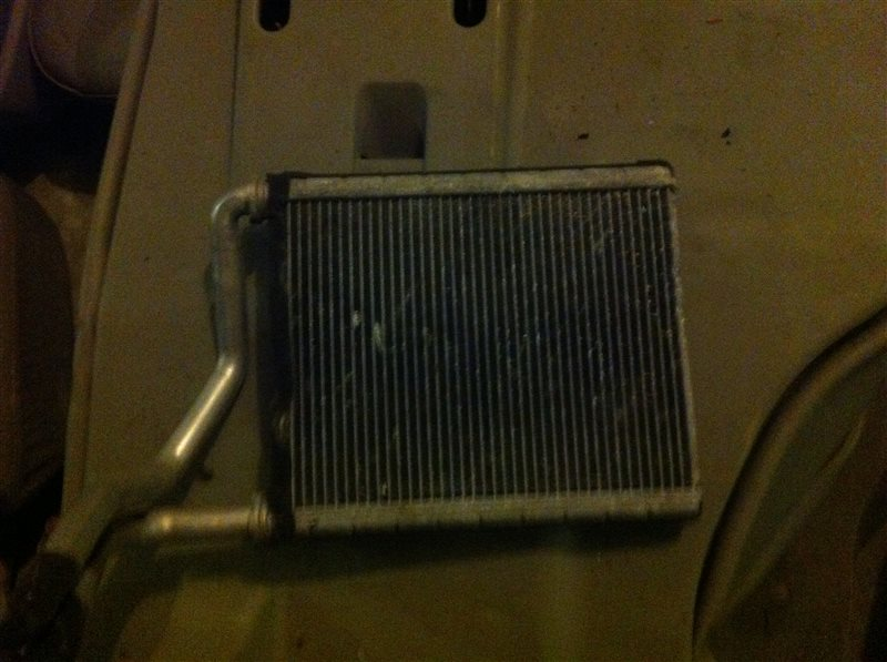 Радиатор отопителя Toyota Camry ACV40 2009