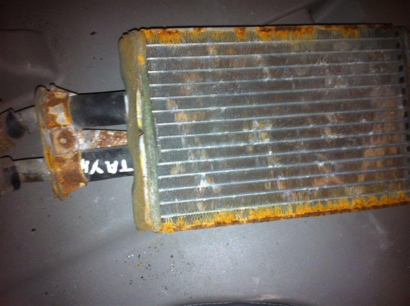 Радиатор отопителя Toyota Town Ace