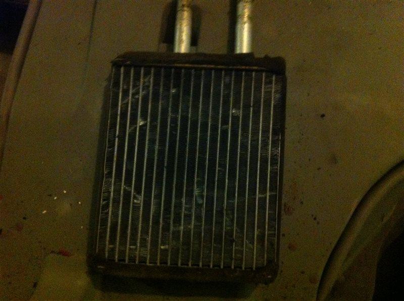 Радиатор отопителя Mazda Premacy