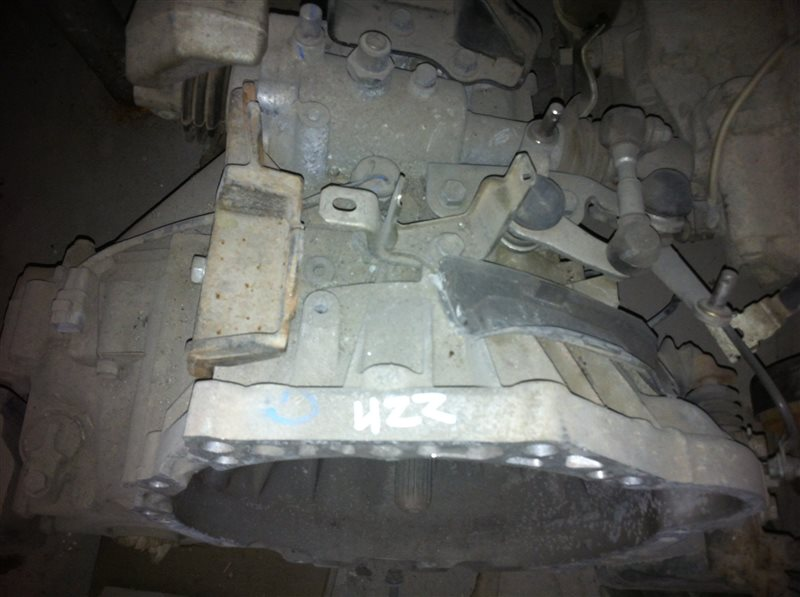 Коробка переключения передач Toyota Auris 150 4ZZ 2010