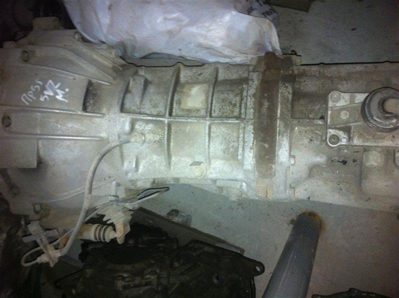 Коробка переключения передач Toyota Land Cruiser Prado 95 5VZ 2001