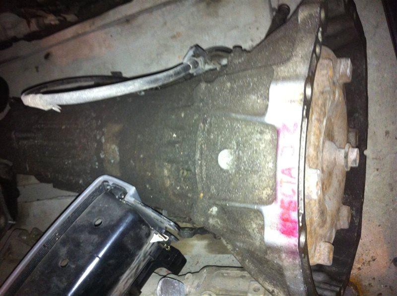 Коробка переключения передач Toyota Cresta 1JZ