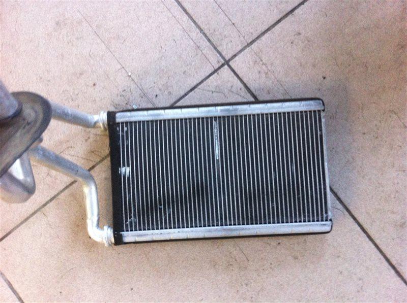 Радиатор отопителя Honda Crv RE4 K24A 2012
