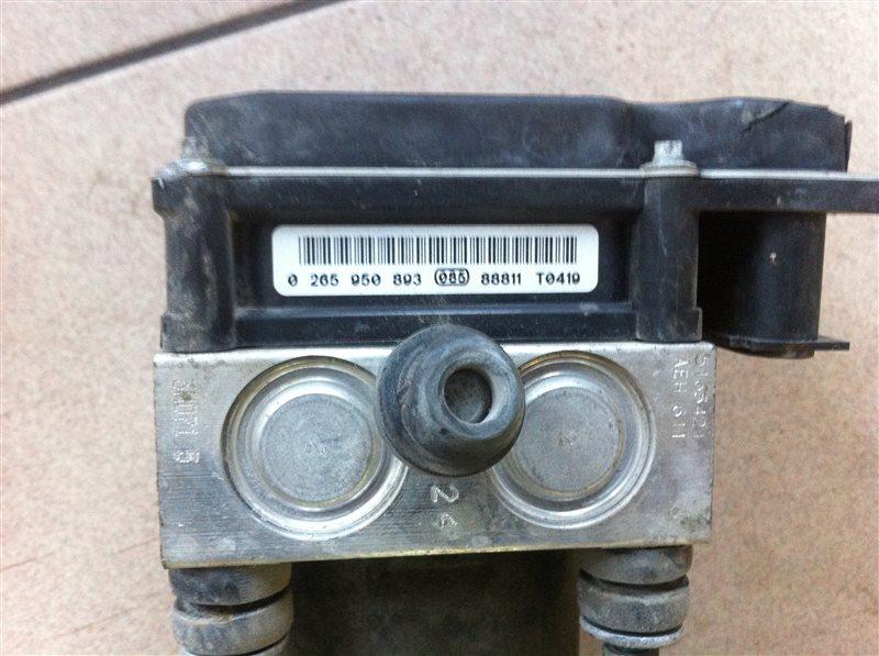 Блок abs Honda Crv RE4 K24A 2012