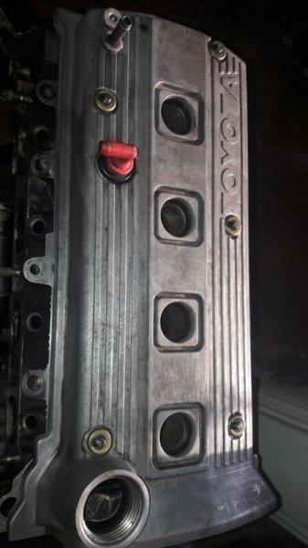 Крышка головки блока цилиндров Toyota Tercel EL41, EL43, EL44, EL45 4EFE, 5EFE 1993