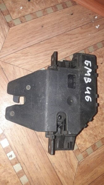 Замок крышки багажника Bmw 318I E46 M52 N42 2003