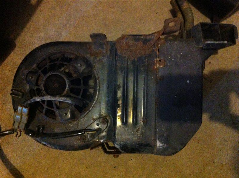 Печка задняя Toyota Hilux Surf 130 1993