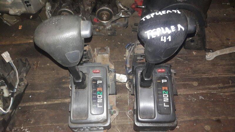 Ручка кпп Toyota Tercel EL41, EL43, EL44, EL45 4EFE, 5EFE 1993