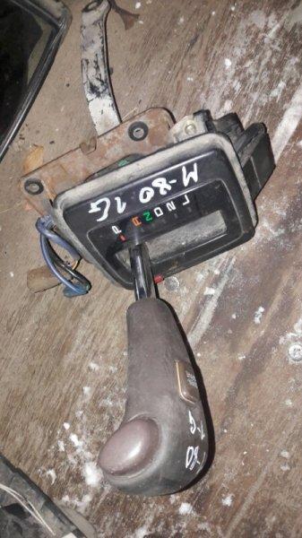 Ручка кпп Toyota Mark Ii GX81, GX80 1GFE 1992