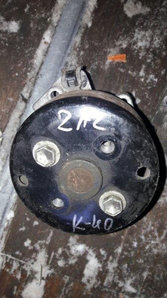 Водяная помпа Toyota Camry ACV40 2AZFE 2007