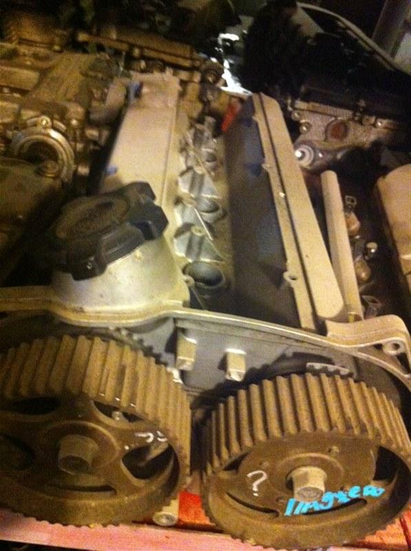 Головка блока цилиндров Mitsubishi Pajero 6G74