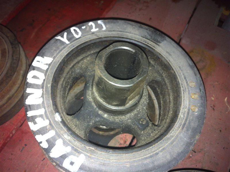 Шкив коленвала Nissan YD25