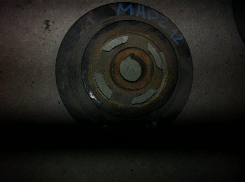 Шкив коленвала Nissan SR12