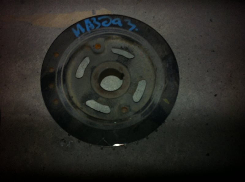 Шкив коленвала Mazda Z6