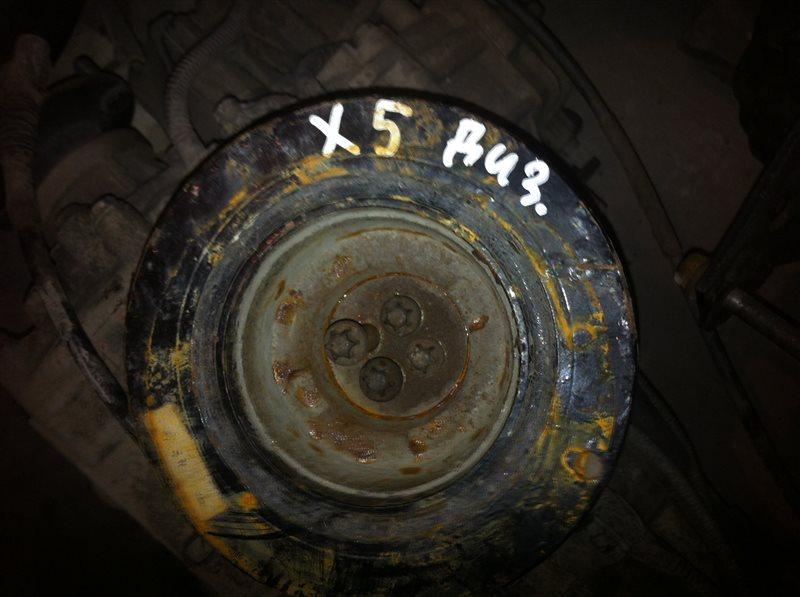 Шкив коленвала Bmw X5 53