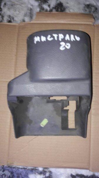 Кожух руля рулевой колонки Nissan Mistral R20 TD27 1996