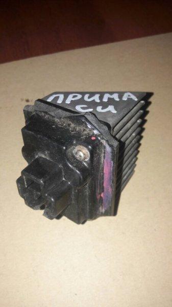 Резистор реостат отопителя печки-сопрортивление мотора печки Mazda Premacy CP8W FP 2001