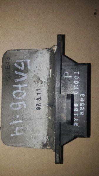 Резистор реостат отопителя печки-сопрортивление мотора печки Nissan Bluebird EU14, ENU14, QU14