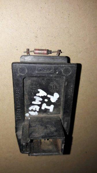 Резистор реостат отопителя печки-сопрортивление мотора печки Ford Focus I ZETEC 2.0 2005