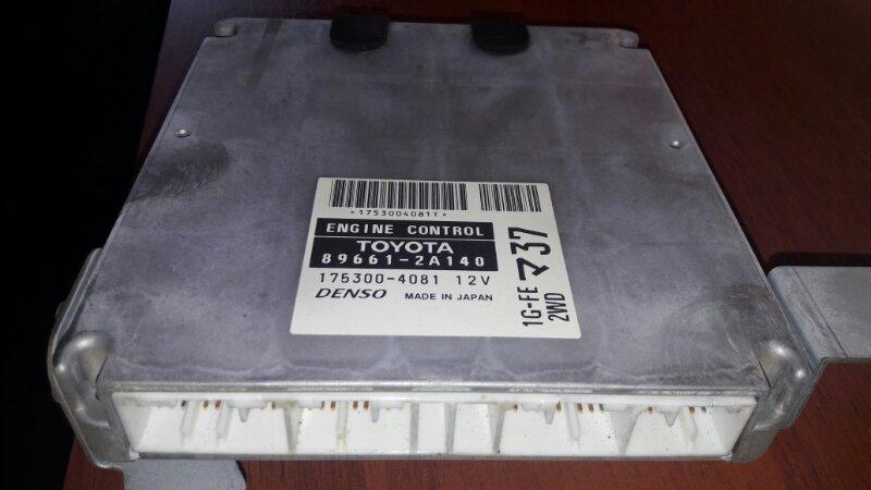 Блок управления двс, бортовой компьютер Toyota Mark Ii GX110,GX115 1GFE 2001