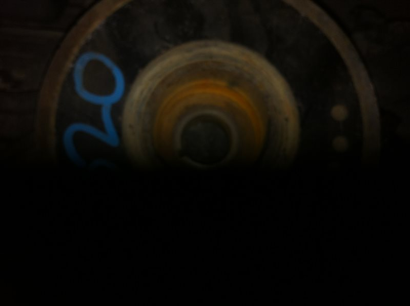Шкив коленвала Nissan CD20