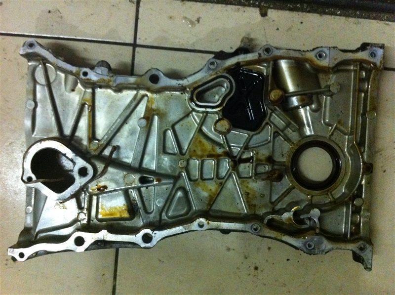 Лобовина двигателя Honda Crv RE4 K24Z4
