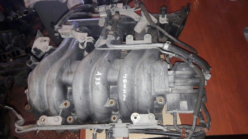 Коллектор впускной Nissan Cefiro A33 VQ25DE 2000