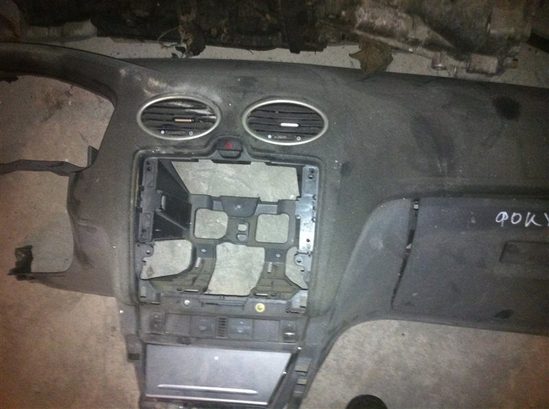 Торпедо Ford Focus 2