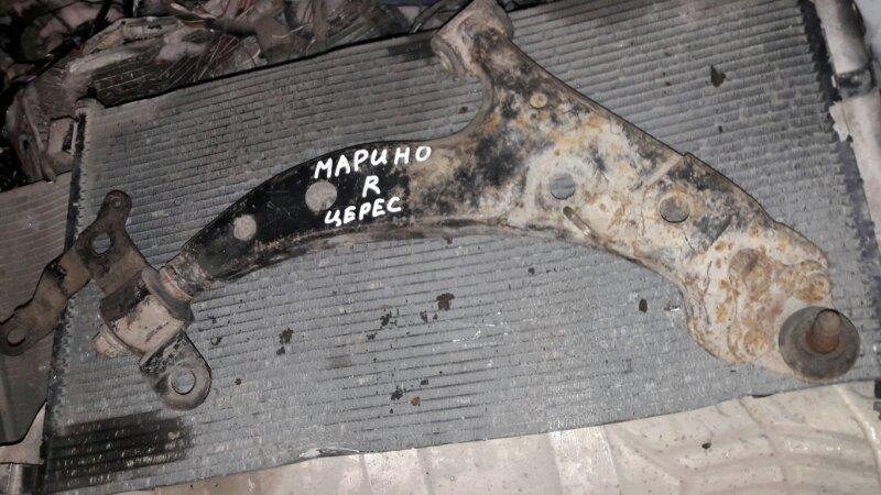 Рычаг Toyota Sprinter Marino AE101, AE100 4AGE, 4AFE, 5AFE 1993 передний правый нижний