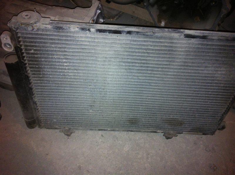 Радиатор кондиционера Toyota Platz 10 2000