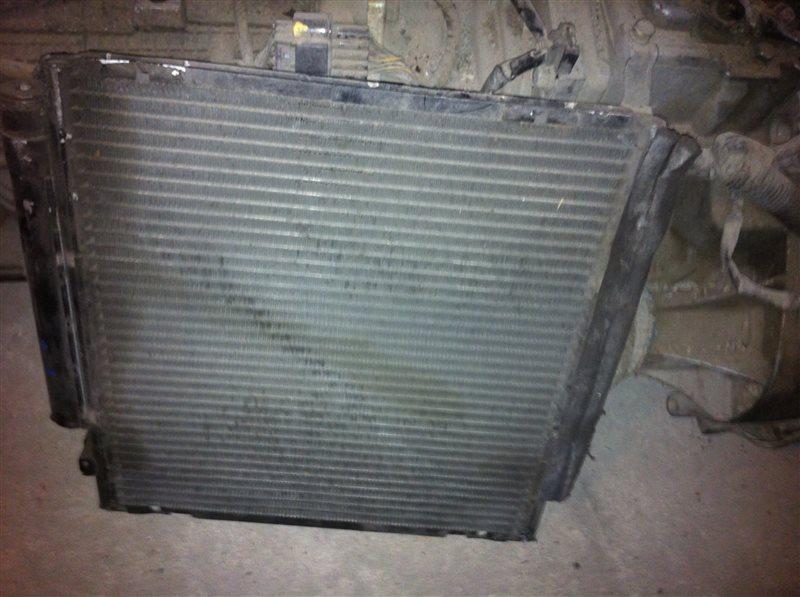 Радиатор кондиционера Toyota Duet 1996