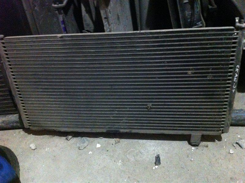 Радиатор кондиционера Nissan Skyline 34 2000