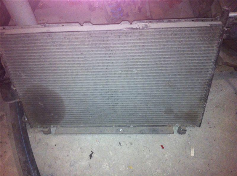 Радиатор кондиционера Isuzu Bighorn 73 4JG2 1996