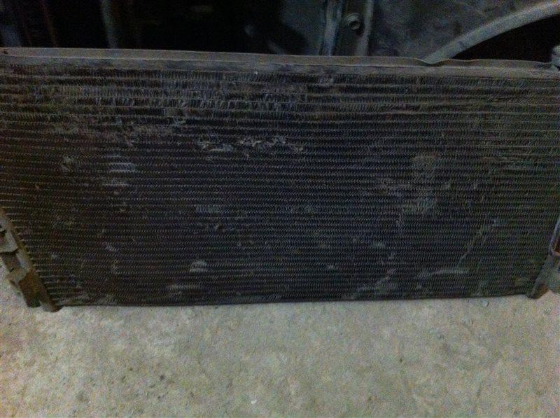 Радиатор кондиционера Nissan Maxima 32 1997