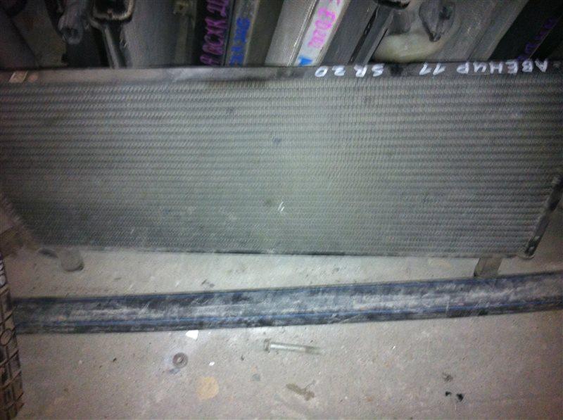 Радиатор кондиционера Nissan Avenir 11 2000
