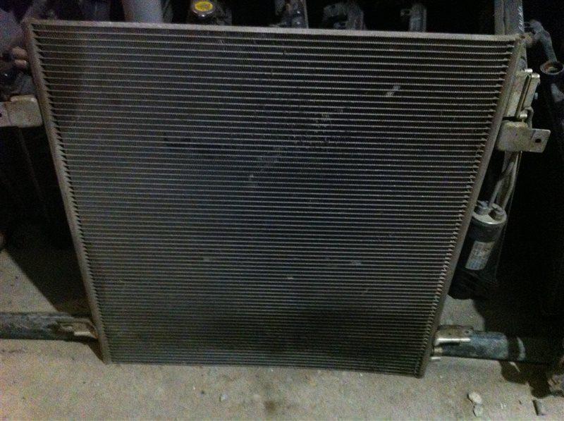 Радиатор кондиционера Infiniti Qx56 Z62 VK56 2011
