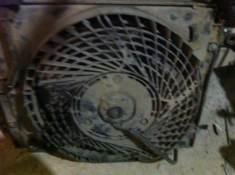 Радиатор кондиционера Mitsubishi Delica 1991
