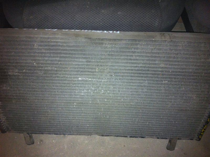 Радиатор кондиционера Nissan Pathfinder 50 2002
